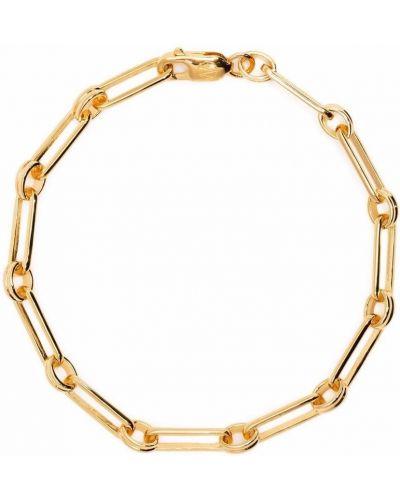 Złota bransoletka łańcuch Missoma