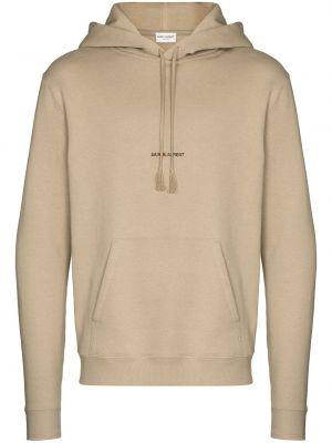 Bluza bawełniana Saint Laurent