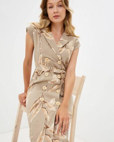 Платье - бежевое мадам т