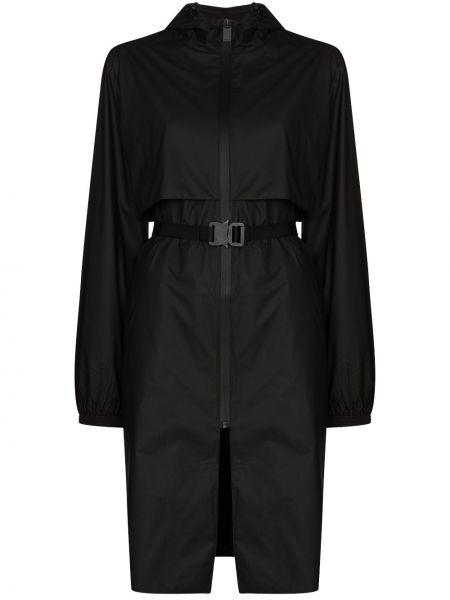 Нейлоновое черное пальто 1017 Alyx 9sm