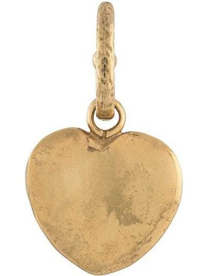 Złote kolczyki ze złota pozłacane Goossens