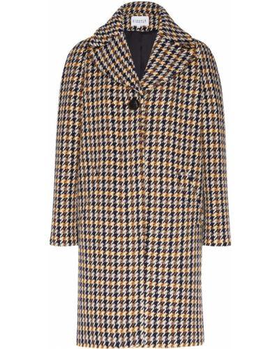 Пальто в клетку пальто-халат Claudie Pierlot