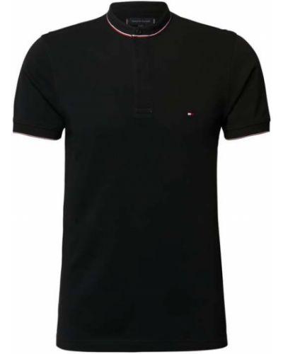 Czarna t-shirt bawełniana Tommy Hilfiger