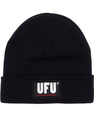 Czarny czapka beanie Ufu - Used Future