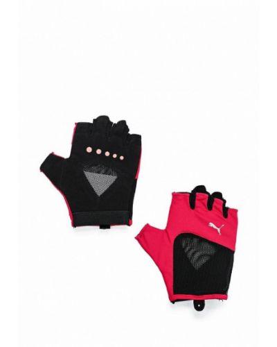 Перчатки для фитнеса весенние Puma