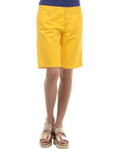 Желтые шорты Marina Yachting