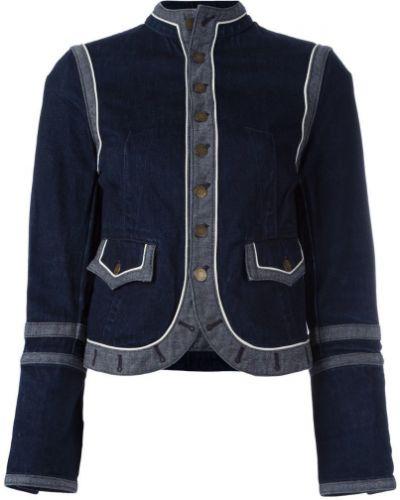 Пиджак джинсовый винтажный Jean Paul Gaultier Vintage