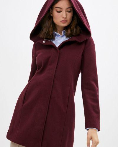 Пальто - бордовое Vero Moda