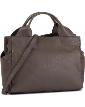 Skórzana torebka Clarks