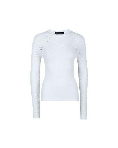Джемпер белый Versace