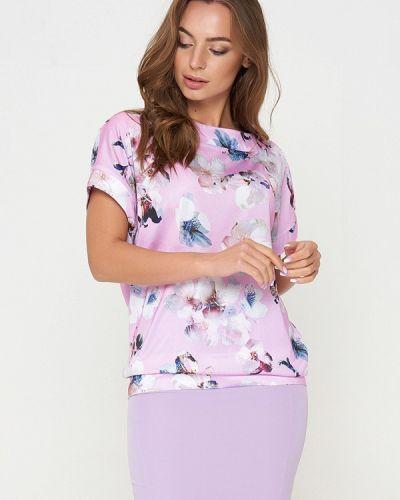 Блузка розовая Sellin