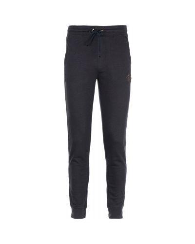 Спортивные брюки с карманами хлопковые Kappa