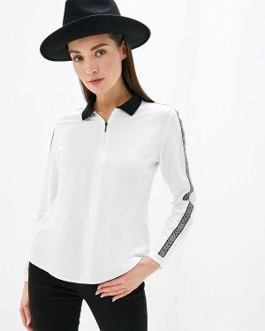 Блузка с длинным рукавом белая весенний Taifun
