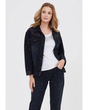 Джинсовая куртка - черная D'she