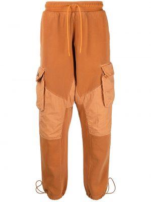 Spodnie, pomarańczowy Jordan