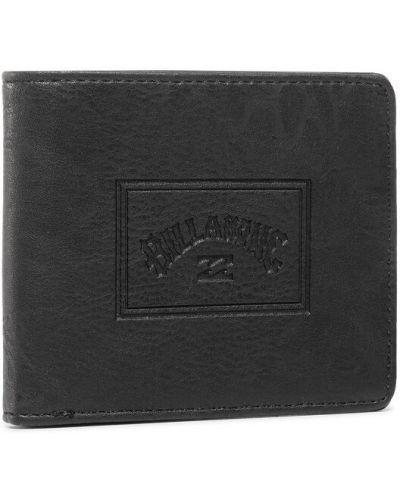 Czarny portfel Billabong