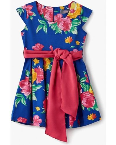 Синее платье Shened