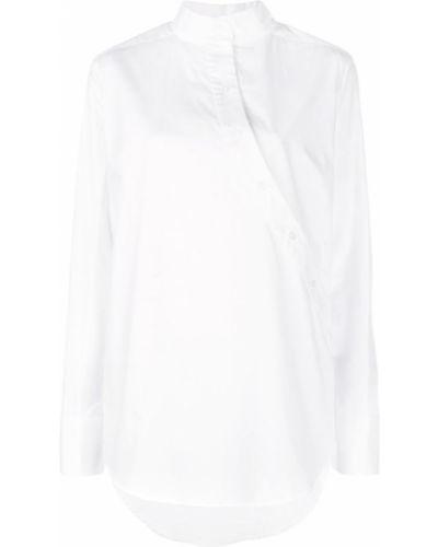 Свободная рубашка на пуговицах с разрезом Dresshirt