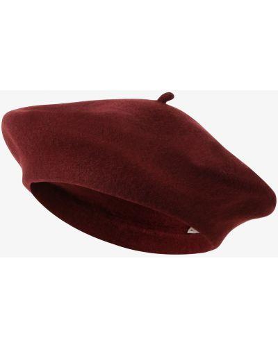 Czerwona klasyczna czapka Loevenich