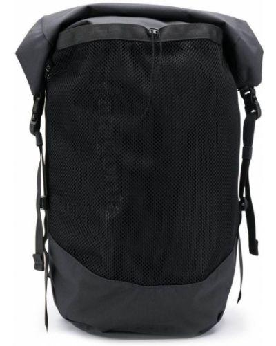 Рюкзак черный на молнии Patagonia