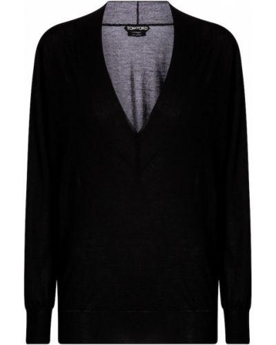 Кашемировый свитер - черный Tom Ford