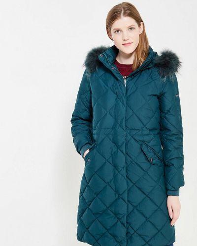 Зимняя куртка осенняя бирюзовый Baon