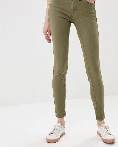Зеленые брюки B.style