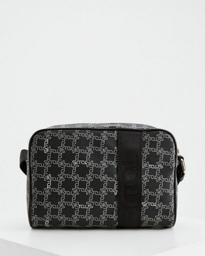 Черная сумка через плечо Tous