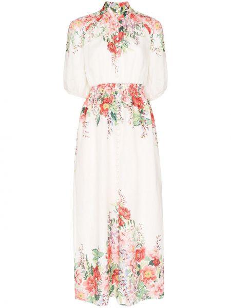 Платье макси длинное Zimmermann
