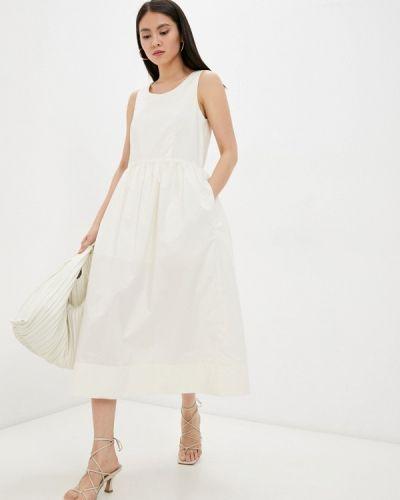 Платье - бежевое Wood Wood