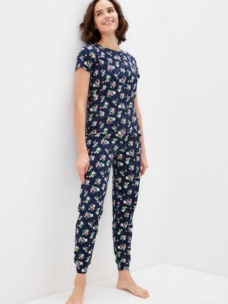 Синяя пижама Marks & Spencer