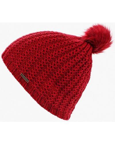 Красная шапка осенняя Billabong