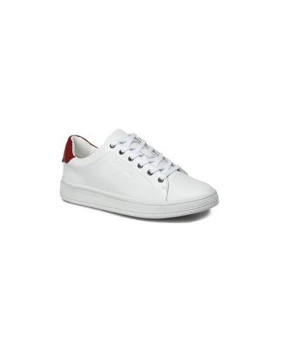 Кеды белые Calvin Klein