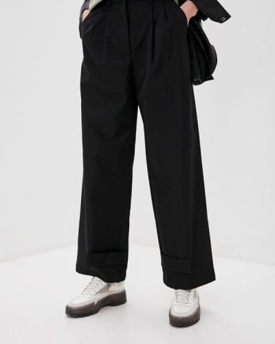Повседневные черные брюки Befree