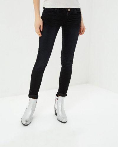 Черные брюки повседневные Alcott