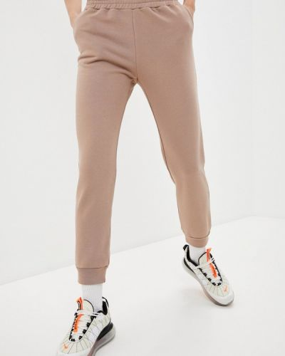 Бежевые спортивные брюки Mari Vera