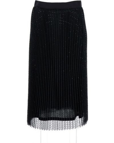 Юбка - черная Iblues