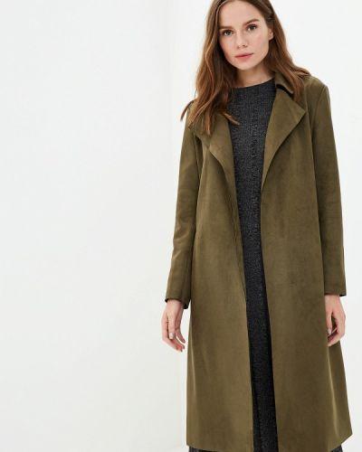 Пальто хаки с капюшоном Marks & Spencer