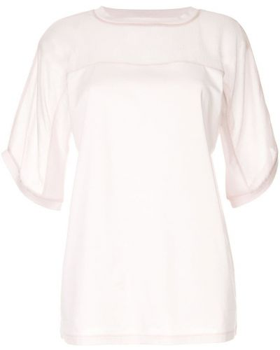 Футболка розовый Nina Ricci