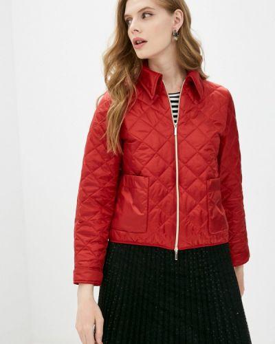 Утепленная красная куртка Iblues