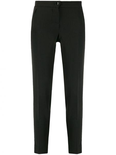 Укороченные брюки с карманами L`edition