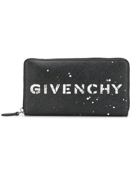 Portfel z logo z nadrukiem Givenchy