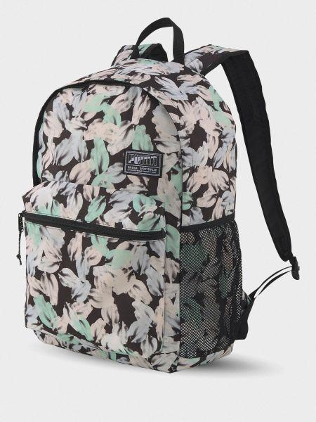 Модный текстильный школьный рюкзак спортивный Puma