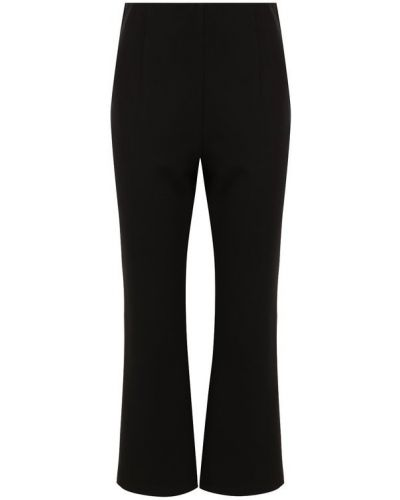 Расклешенные брюки свободные укороченные Dkny