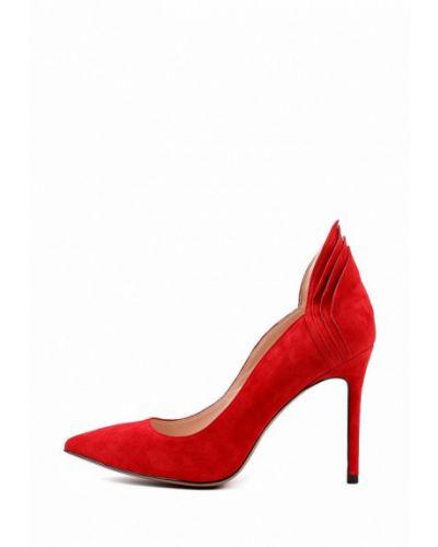 Красные туфли-лодочки Basconi