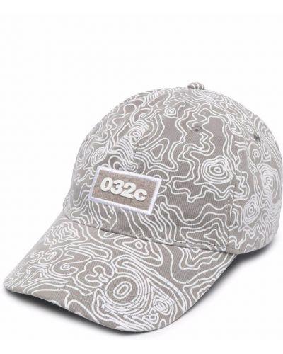 Liliowa czapka z daszkiem 032c