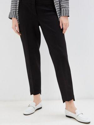 Зауженные брюки - черные мадам т