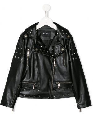 Черная куртка John Richmond Junior