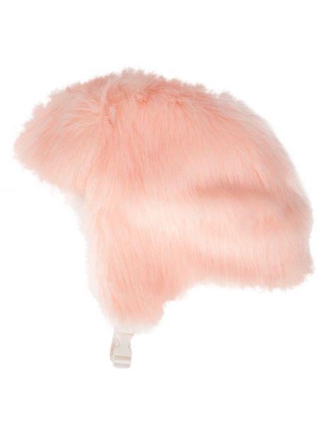 Różowy kapelusz klamry Landlord
