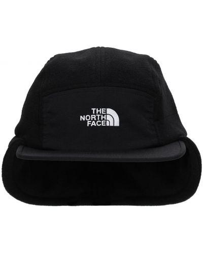 Czarny czapka z nausznikami The North Face